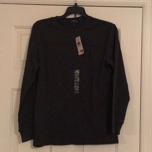 Long sleeved shirt. Size L (14-16)